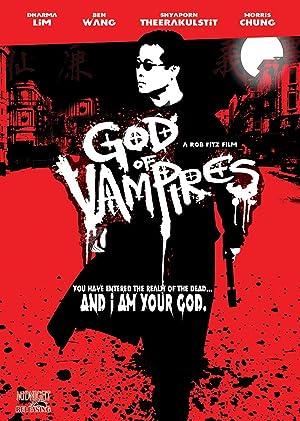 Where to stream God of Vampires