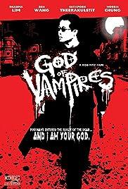 God of Vampires Poster