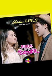 Annie LeBlanc feat. Brooke Butler & Hayden Summerall: Birds of a Feather Poster