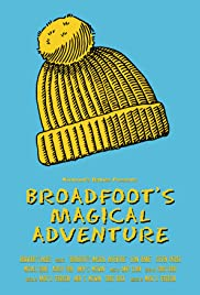 Broadfoot's Magical Adventure Poster