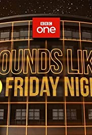 Sounds Like Friday Night Poster