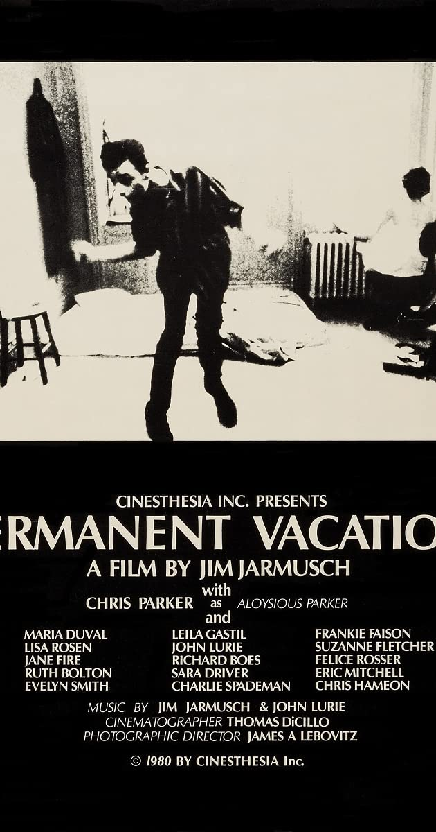 Subtitle of Permanent Vacation