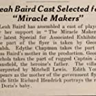 Leah Baird and Richard Headrick in The Miracle Makers (1923)