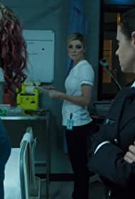 Kate Atkinson, Danielle Cormack, and Maddy Jevic in Wentworth (2013)