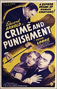 Downloading movies dvd free Crime and Punishment [1280x720p]