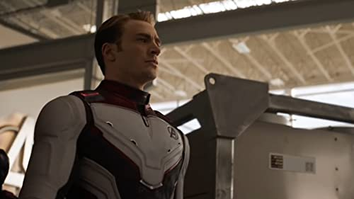 'Avengers: Endgame' White Suits Are Probably NOT for Outer Space