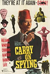 Carry on Spying (1964) Poster - Movie Forum, Cast, Reviews