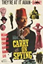 Carry On Spying (1964) Poster