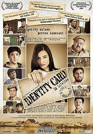 Where to stream Identity Card