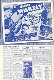 Oklahoma Blues Poster