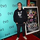 Joaquin Phoenix at an event for The Animal People (2019)