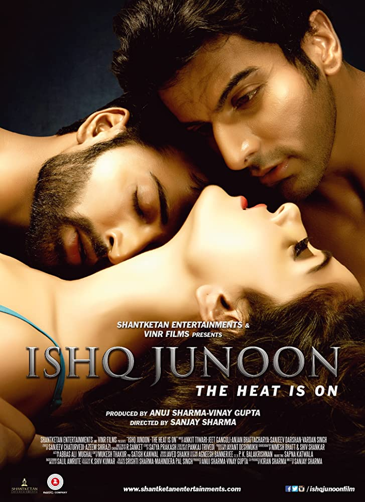 Ishq Junoon 2016 Hindi Movie Zee5 WebRip 250mb 480p 800mb 720p 2GB 1080p