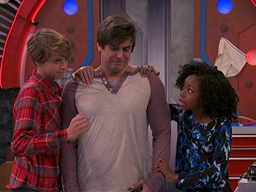 Cooper Barnes, Riele Downs, and Jace Norman in Henry Danger (2014)