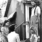 Pia Zadora, Edward Albert, Stacy Keach, and Ann Dane in Butterfly (1981)