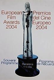 The 2004 European Film Awards Poster
