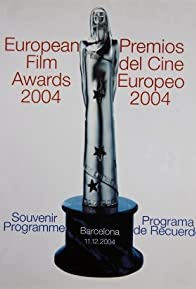 Primary photo for The 2004 European Film Awards