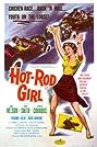 Hot Rod Girl (1956) Poster