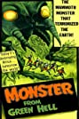 Monster from Green Hell (1957) Poster