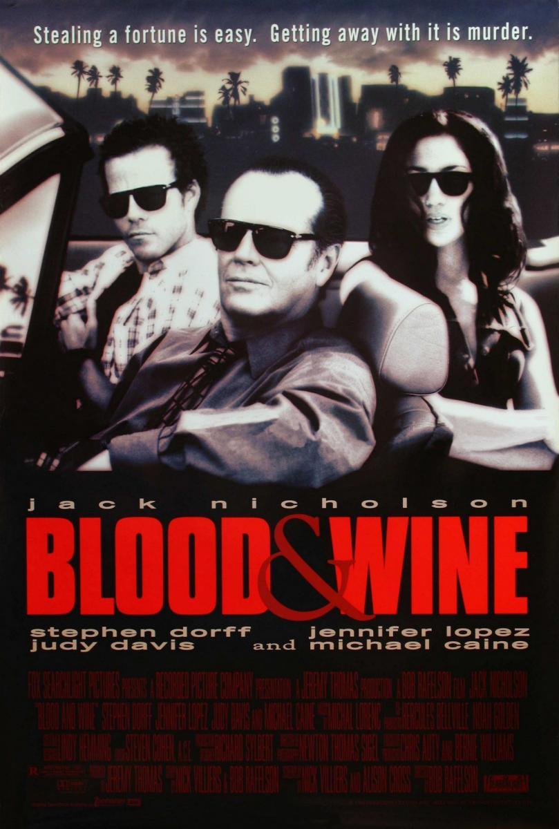 398177650cd Blood and Wine (1996) - IMDb