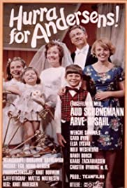 Hurra for Andersens Poster