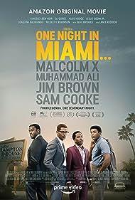 Aldis Hodge, Leslie Odom Jr., Eli Goree, and Kingsley Ben-Adir in One Night in Miami... (2020)