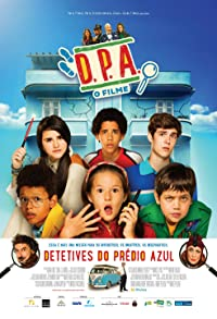 Primary photo for Detetives do Prédio Azul: O Filme
