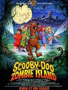 Scooby-Doo on Zombie Island (1998 Video)