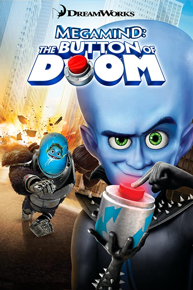 Will Ferrell and David Cross in Megamind: The Button of Doom (2011)