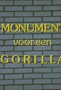 Primary photo for Een monument voor een gorilla