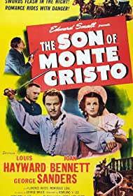 Joan Bennett, George Sanders, and Louis Hayward in The Son of Monte Cristo (1940)