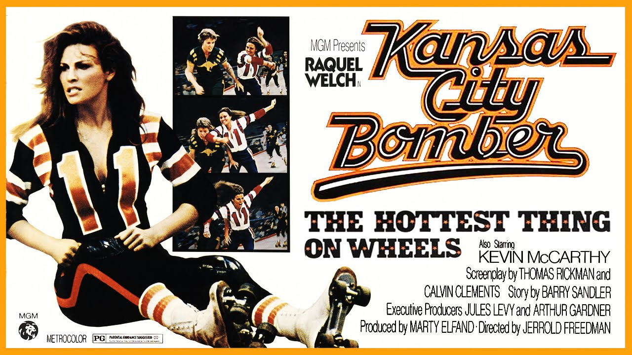 Kansas City Bomber (1972) - Photo Gallery - IMDb