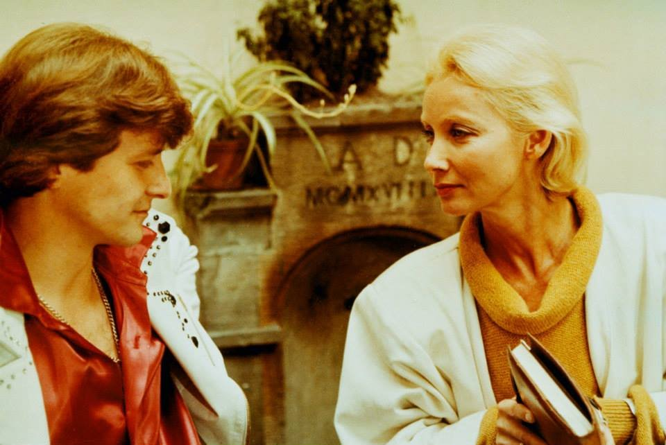 Pola Raksa and Jan Monczka in Tulipan (1986)