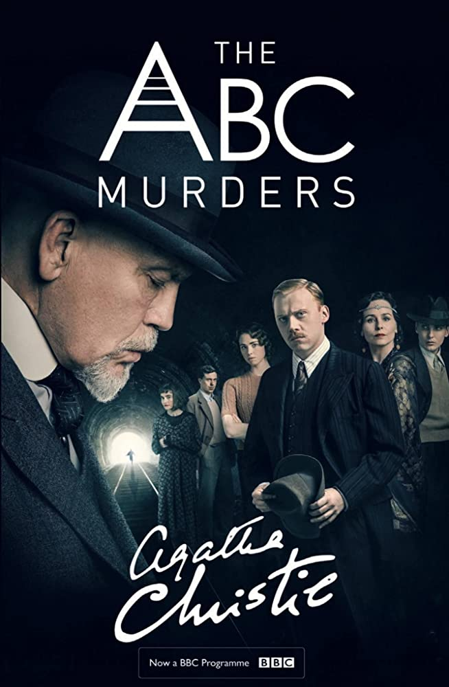 The ABC murders - February 2019 top tv series premier dates, trailers and stories.