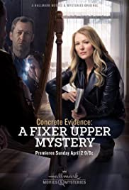 Concrete Evidence: A Fixer Upper Mystery Poster