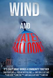 Wind and Water Balloons Poster