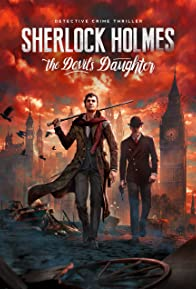 Primary photo for Sherlock Holmes: The Devils Daughter