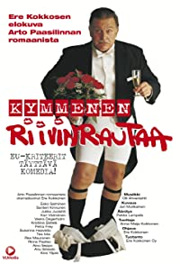 Primary photo for Kymmenen riivinrautaa