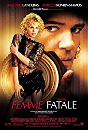 Femme Fatale: Dressed to Kill Poster