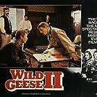 Edward Fox and Ronald Nitschke in Wild Geese II (1985)