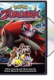 Pokémon: Zoroark: Master of Illusions(2010) Poster - Movie Forum, Cast, Reviews