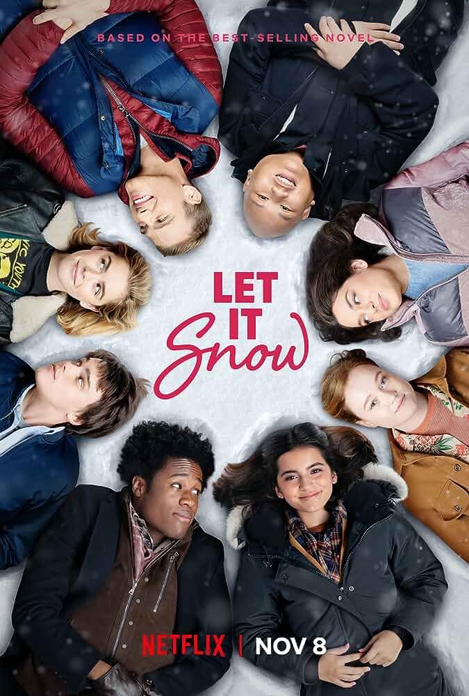 Let It Snow (2019) ORG. [Dual Audio] [Hindi+English]  720p NF HDRip [900MB]
