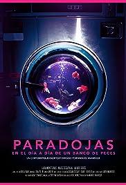 Paradojas en el día a día de un banco de peces Poster