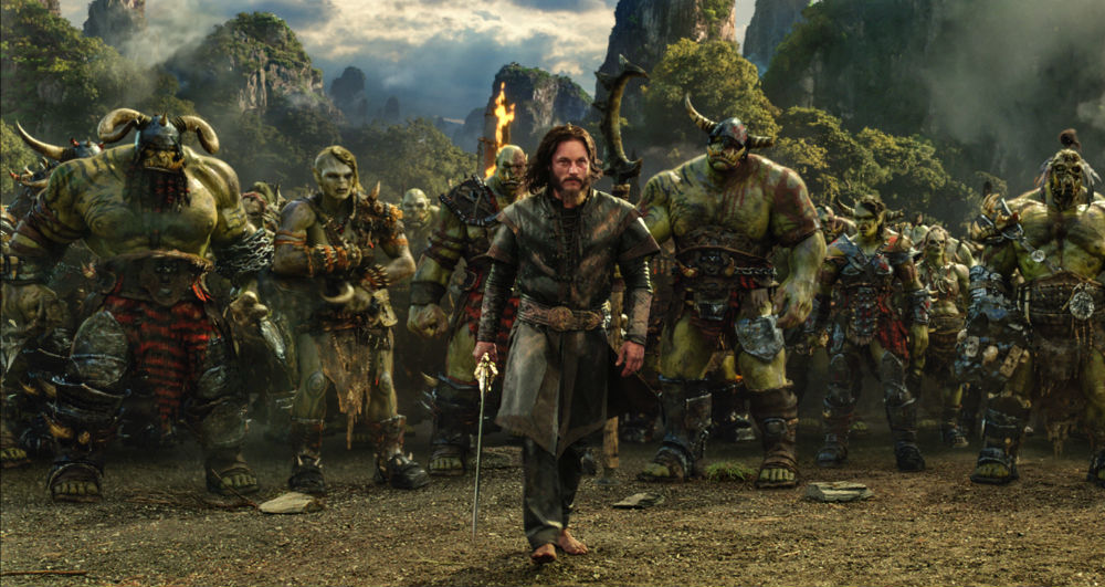 Travis Fimmel in Warcraft (2016)