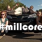 Kai Swanson, Daniel Pierce Theodore, Katie Hjerpe, and Corina Cudebec in #millcore (2020)