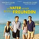 Vincent Cassel, François Cluzet, Alice Isaaz, and Lola Le Lann in Un moment d'égarement (2015)