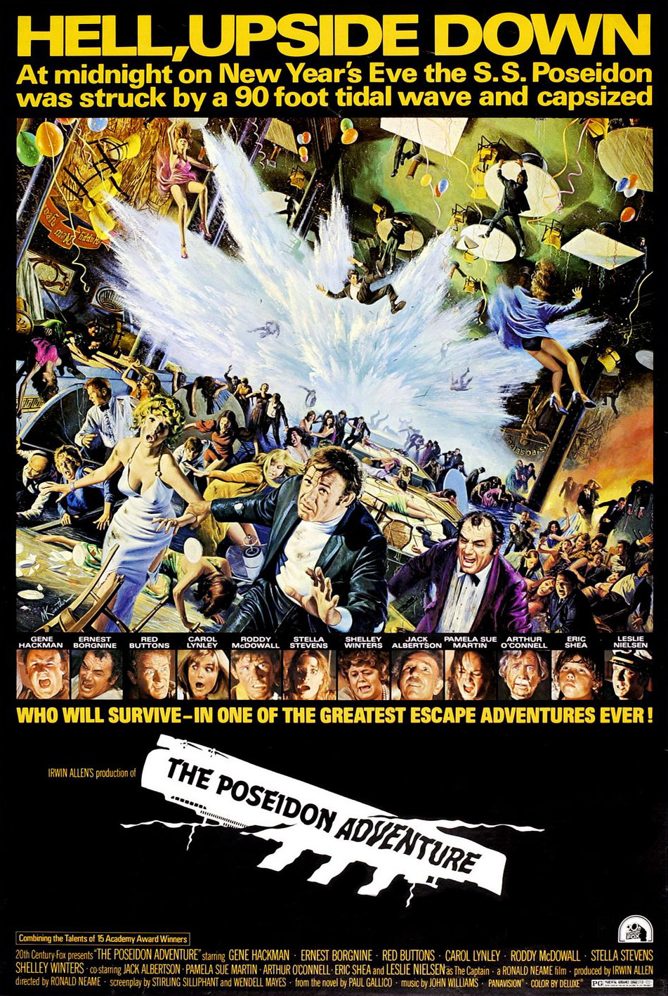 The Poseidon Adventure 1972 Imdb