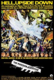 The Poseidon Adventure (1972) Poster - Movie Forum, Cast, Reviews