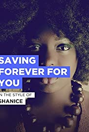 Shanice: Saving Forever for You Poster