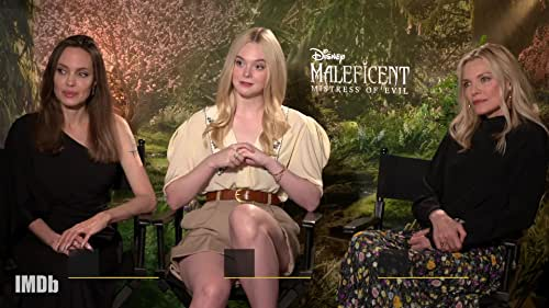 Angelina Jolie vs Michelle Pfeiffer: Who's Got the Icier Stare in 'Maleficent'?