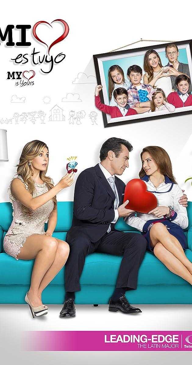 Mi corazón es tuyo (TV Series 2014–2015) - Full Cast & Crew - IMDb